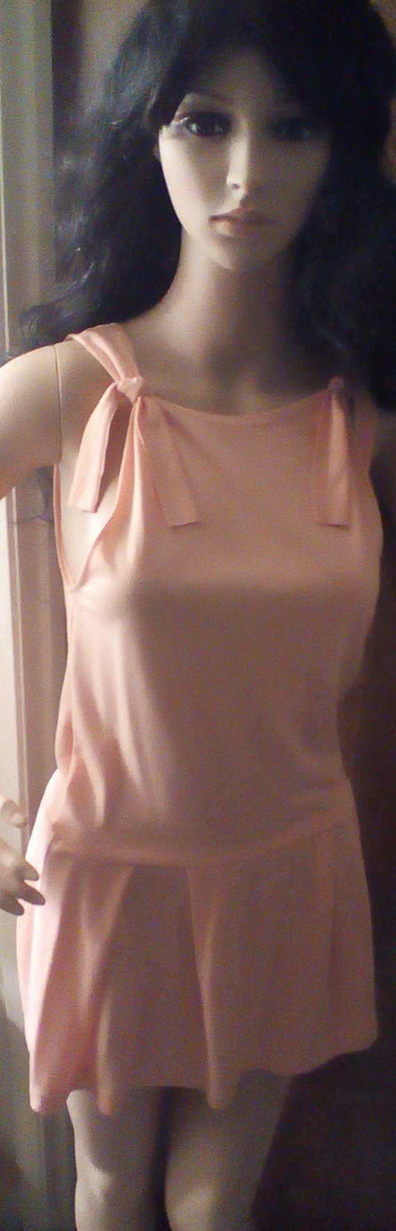 pastel tunic front full view